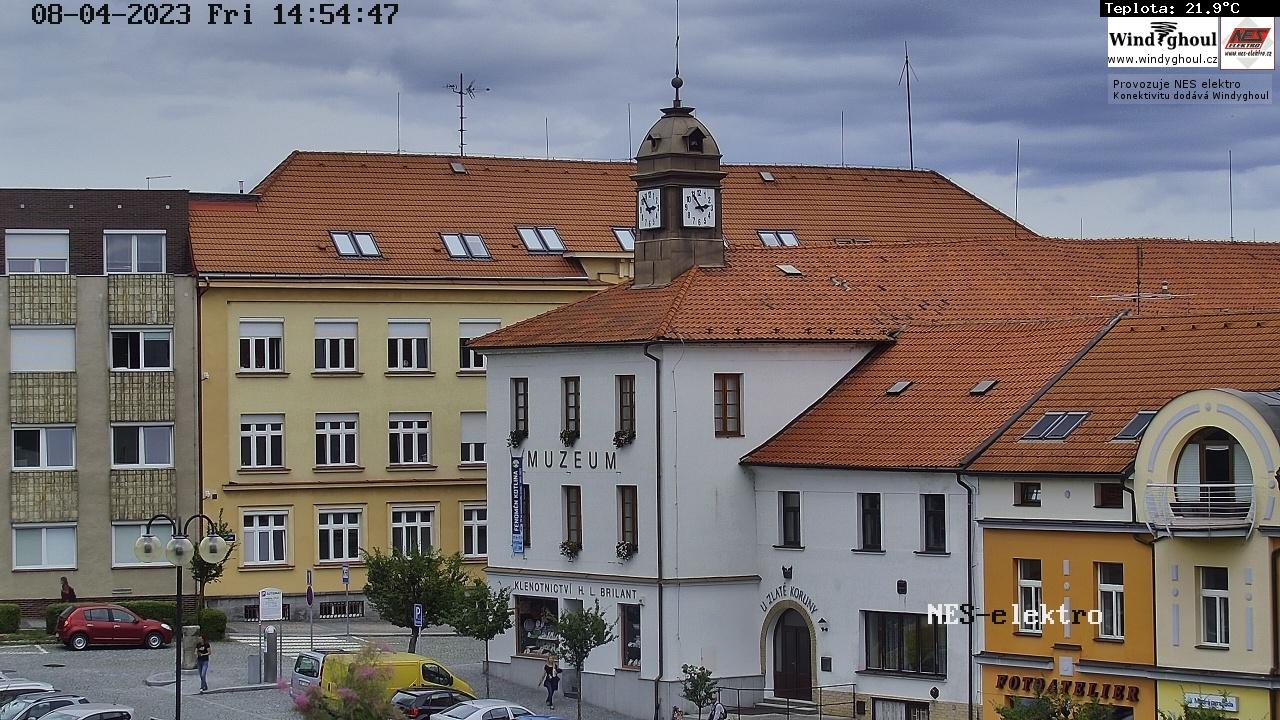 Kamera Sedlčany